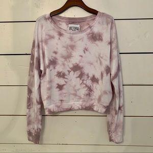 Victoria's Secret Tie-Dye Sweatshirt - EUC